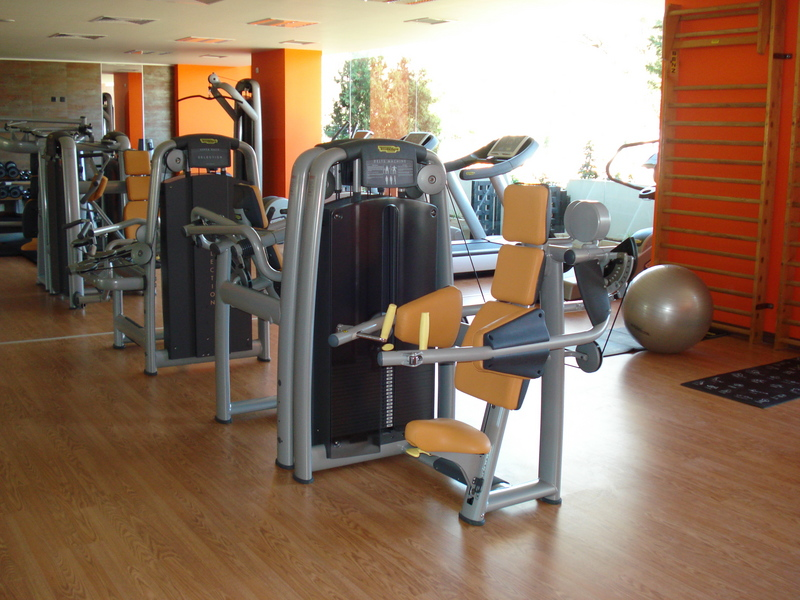 Grand Hotel Varna - fitness