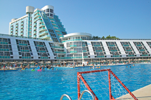 Grand Hotel Varna - water activities